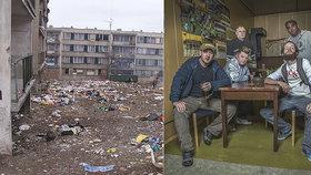 Dycky Chanov?! Obyvatelé ghetta si stěžují: Byli jsme tu jako v ZOO!