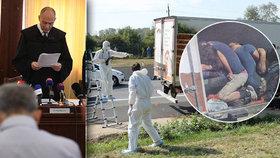 """Způsobili smrt 71 lidí: Soud dal pašerákům z """"kamionu smrti"""" doživotí!"""