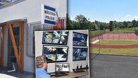 Superzákladna pro hasiče a policisty: Za 180 milionů má atletický ovál i cely pro kriminálníky