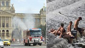 Vedra v Česku přepsala historii. Červen byl  nejteplejší za 58 let
