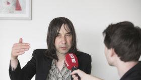 Bobby z Primal Scream pro Blesk: Rád se vrací do Prahy, zahrají déle než v Londýně