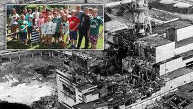 Blesk učil češtinu děti od Černobylu: Potomci volyňských Čechů poznávají starou vlast