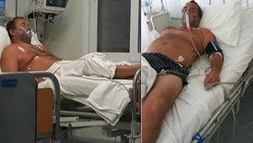 Infarkt v dovolenkovém ráji: Čech čekal v Řecku na kriticky potřebnou operaci tři dny