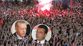 Erdogan ztratil moc nad Istanbulem. Stranu tureckého prezidenta porazil fanda fotbalu