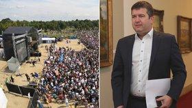 Hamáček po Letné: Nezávislost justice chceme všichni, ostatní se řeší volbami