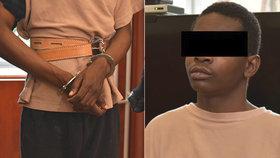 Znásilnění dívky u Lukavce: Složka obviněného Afričana odhalila další násilí!