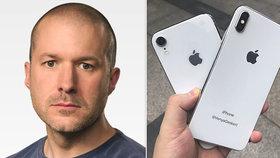 Těžká rána pro Apple. Z firmy odchází muž, který vymyslel design iPhonu, iMacu a iPadu
