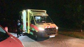 Noční zátah policistů na Letné: Pro dívku (17) poslali záchranku, nadýchala přes 2 promile