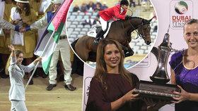 Dubajská princezna utekla miliardáři: Nepomohlo elitní vzdělání ani sportovní talent