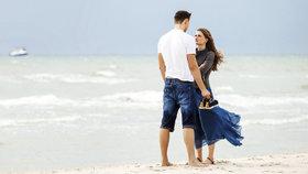 Dovolená s partnerem vám může zničit vztah. Na tohle se připravte!