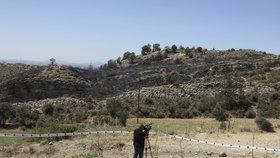 Na Severní Kypr spadla ruská raketa ze Sýrie, tvrdí ministr. Turisty ušetřila