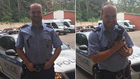 Pro lásku se chtěl zapálit a skočit! Policista Jakub zachránil sebevraha v Brdech