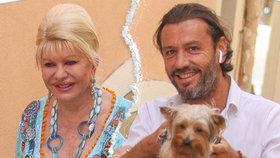 Ivana Trumpová (70) se znovu rozešla s nevěrným Italem! Jsem svobodná, tetelí se