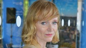 Geislerová ve Varech: Řekla, co je v jejím životě nejstálejší věc a rýpla si do prezidenta!