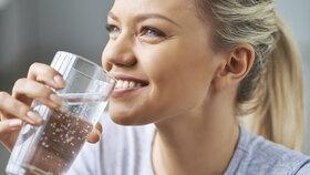 Kolik litrů vody máte za den vypít? Spočítejte si, kolik přesně potřebujete