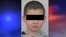 Policie našla Nikolase (10): Je v pořádku!