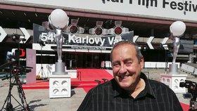 Filmový Freddie Mercury Rami Malek do Varů nemohl: Nahradil ho zpěvákův komorník!