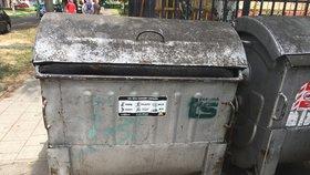 Bezdomovec vyhrabal v popelnici v Karviné mrtvé miminko: Novorozenec byl zavražděn!