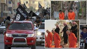 Masový hrob v baště ISIS odhalil brutální popravy. Mezi mrtvými jsou i rukojmí