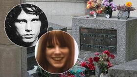 """Mrtvého zpěváka (†27) našla jeho snoubenka ve vaně: Jima Morrisona a jeho Pamelu posmrtně """"oddali"""""""
