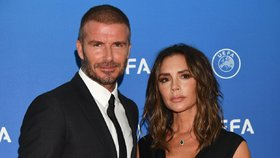 Ustáli nevěru, konec kariéry i tlak médií: David a Victoria jsou spolu už 20 let