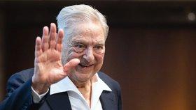 """""""Ďábelského"""" miliardáře Sorose těší jeho nepřátelé. A má favoritku na prezidentku USA"""