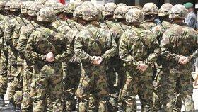 Přes 40 vojáků skončilo v nemocnici: Vyřadily je střevní potíže! Čtyři jsou ve vážném stavu