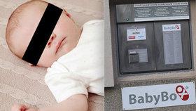 Překvapení v hloubětínském babyboxu: Našli v něm několikaměsíční Zuzanku!