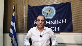 """Neonacisté v řeckých volbách propadli. """"Boj nekončí, jdeme do ulic,"""" hlásí lídr"""