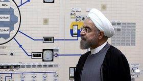 Írán porušil dohodu o obohacování uranu. Zkouší trpělivost mocností