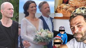 Usmíření se nekonalo! Proč na svatbě Langmajera chyběl jeho bratr Lukáš?