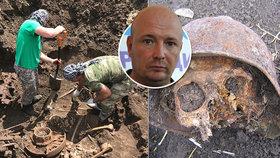 Tajemství mrtvých tankistů: Země vydala svědectví o jejich posledním boji
