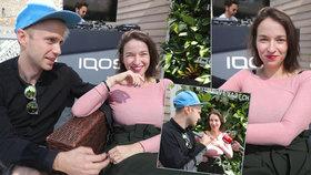 Berenika Kohoutová se nezdá: Přítele má, ale ve Varech laškovala s jiným!