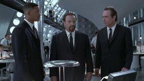 Zemřela hvězda (†88) Mužů v černém: V minulosti se vloupala do banky!