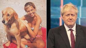 Vnadná blondýnka přišla o práci. Milenka Johnsona hýřila penězi konzervativců