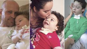 Rodiče postižené Lucinky prohráli spor s nemocnicí: Soud jejich žalobu odmítl již podruhé