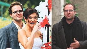 Gondíková se vdala, ani exmanžel Ondřej Brousek nezahálí! Utajil třetího potomka
