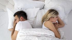 9 důvodů, proč muži nechtějí sex. To se budete divit!
