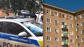 Smrt dvouletého dítěte v Ostravě: Vypadlo z okna v šestém patře!