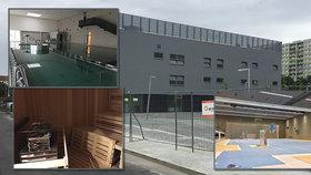 Sportovní centrum v Řepích stále není otevřeno: Otevře se pouze soudní proces