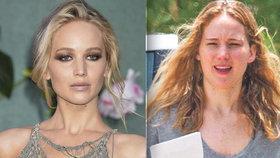 Bez make-upu k nepoznání: Nejlépe placená herečka světa ukázala pravou tvář!