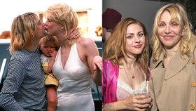 Z Cobaina (†27) jí zbyl jen kus lebky s vlasy! Courtney Love slaví 55. narozeniny