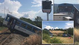 Smrt člověka a škoda přes 5 milionů! Policie odhalila detaily o srážce dodávky a vlaku