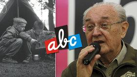 Pošťuchování s Foglarem, rekordní náklad i prémiový papír: Legendární šéf ABC zavzpomínal