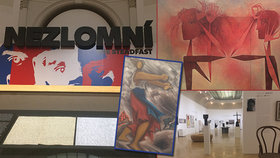 """Umělci, které """"nezlomila"""" totalita: Čapek, Toyen i unikátní Kafkův dopis jsou k vidění v Obecním domě"""
