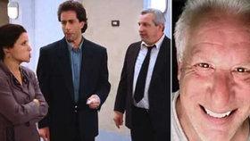 Nalezená mrtvola patří pohřešovanému herci (†70) z Show Jerryho Seinfelda, obávají se policisté