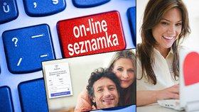 otevření řádku online datování profil