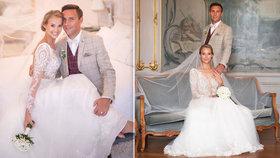 Roman Vojtek se podruhé oženil! K veselce mu přála i expartnerka