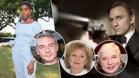 Čeští Bondové Dvořák, Jelínek & spol. se bouří: Agent 007 v sukni? Nesmysl!