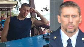 Šťastný konec záchrany z Itálie: Chlapec (5), kterého zachránil český hasič, je při vědomí